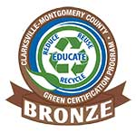 Clarksville Montgomery County Green Certified