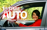 First Time Auto Buyer Discount