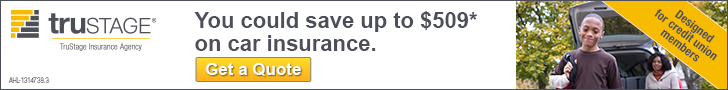 TruStage Insurance Agency | You could save up to $509* on car insurance. Get a quote.