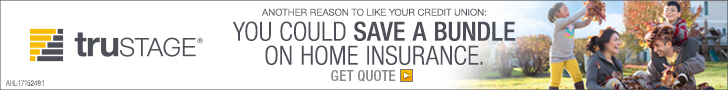 TruStage | You could save a bundle on home insurance. Get a quote.